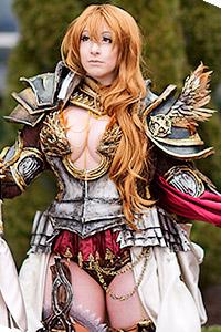 Warrior from Granado Espada