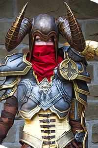 Demon Hunter from Diablo III