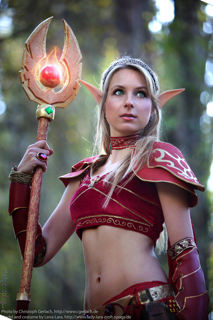 Blood elf adult costume hentia tube