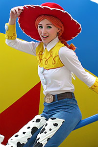Jessie from Toy Story Series