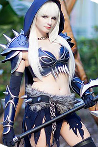 Death Knight from World of Warcraft