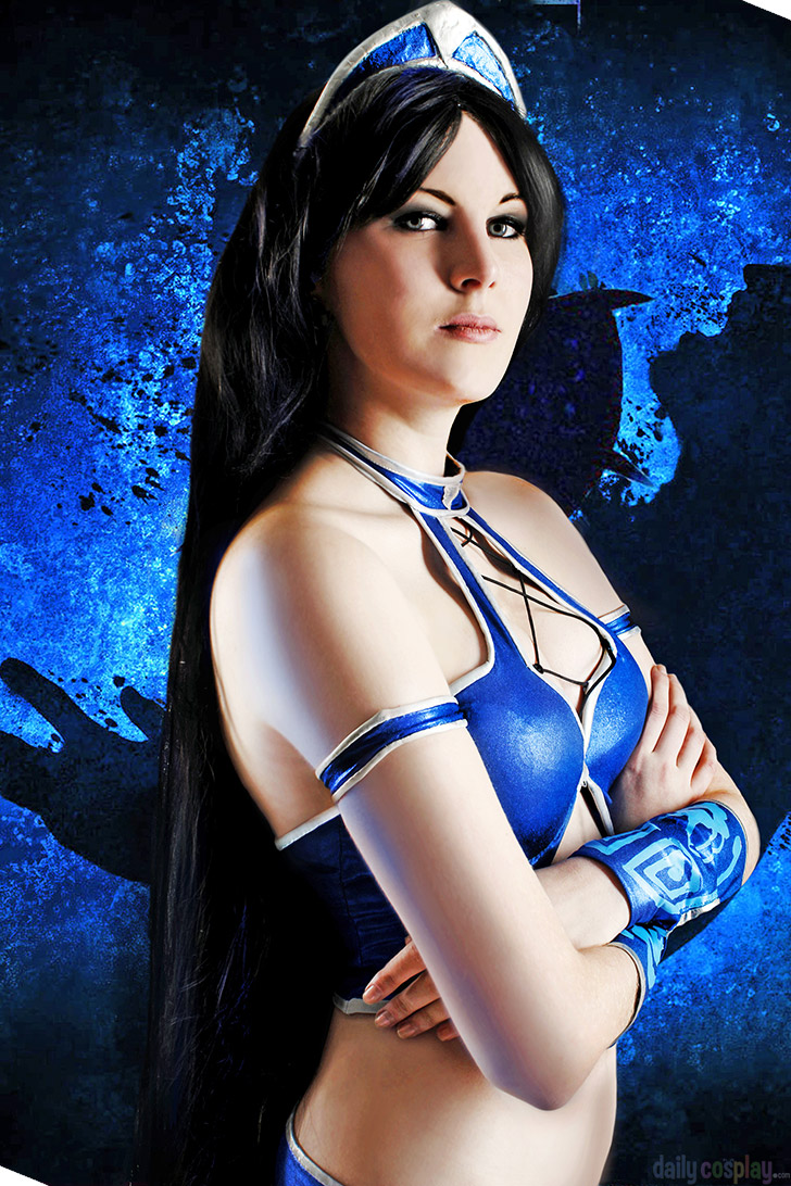 Kitana from Mortal Kom...