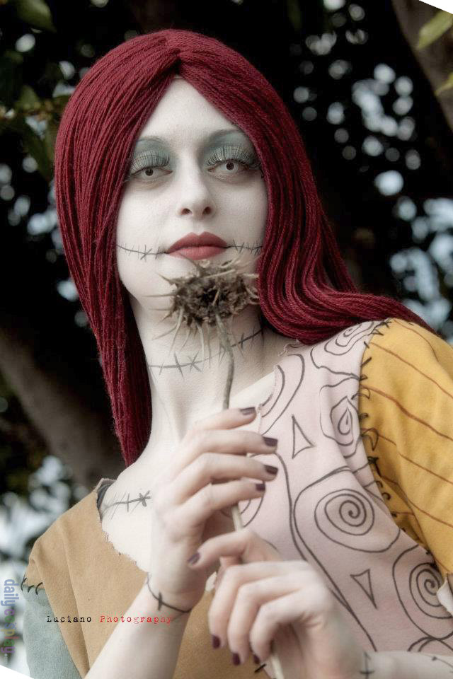 Sally from The Nightmare Before Christmas - Daily Cosplay .com