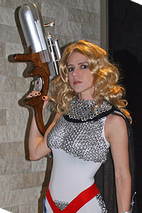 Barbarella from Barbarella