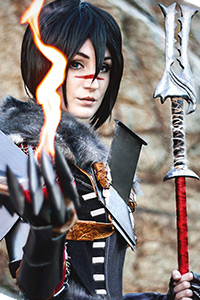 Marian Hawke from Dragon Age II