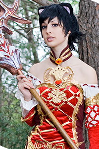 Human Mage from Lineage II
