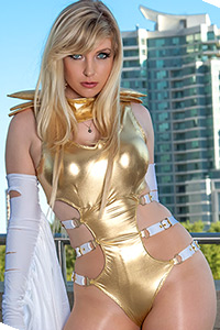 Phoenix Force Emma Frost from Avengers vs. X-Men