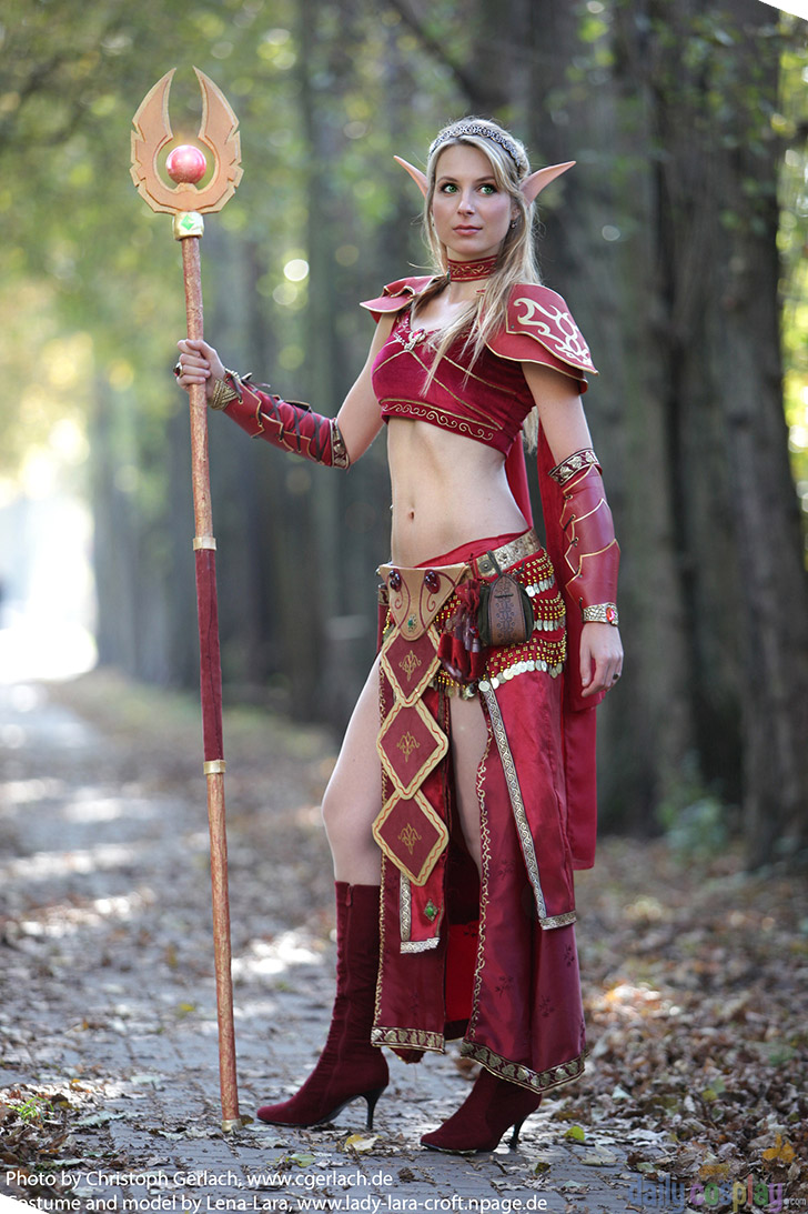 Blood elf babes girl pic erotica lady