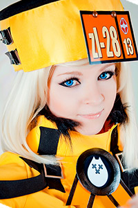 Millia Rage from Guilty Gear