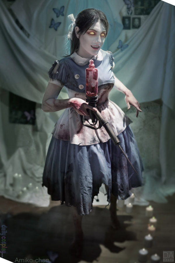 Little Sister From Bioshock Daily Cosplay Com