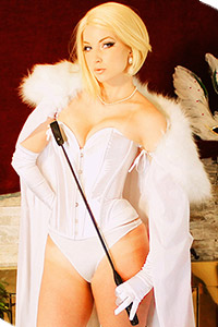 The White Queen / Emma Frost from X-Men