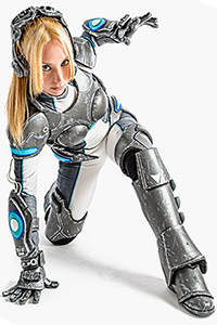 Nova Terra from StarCraft