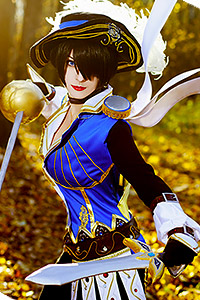 Fiora Laurent from League of Legends