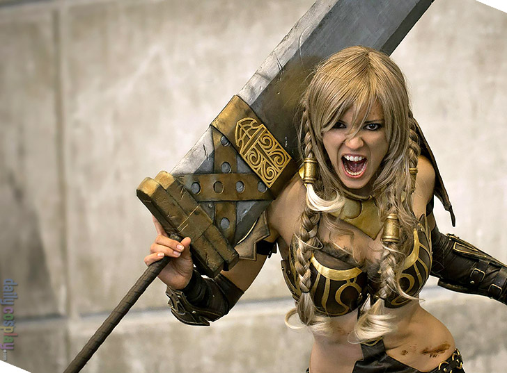 Jora from Guild Wars - Daily Cosplay  com