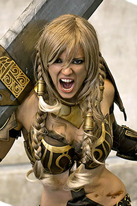 Jora from Guild Wars