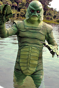 The Creature / Gill-man from Creature from the Black Lagoon