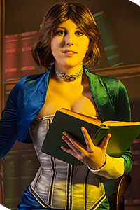 Elizabeth from BioShock: Infinite
