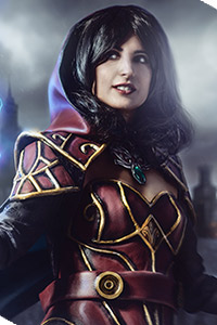 Carmilla from Castlevania: Lord of Shadows II