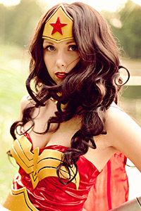 Bishoujo Wonder Woman from Wonder Woman