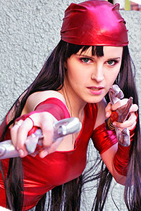 Elektra from Daredevil