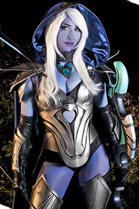 Drow Ranger from Defense of the Ancients