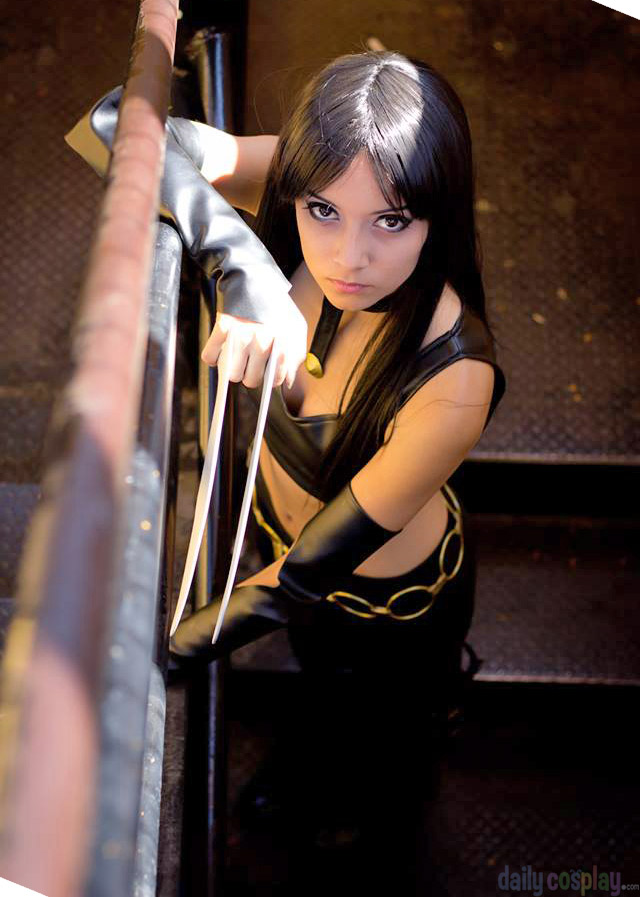 X-23 from X-Men - Daily Cosplay .com X 23 Cosplay