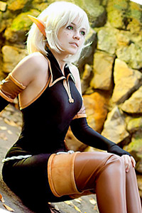 Evangelyne from Wakfu