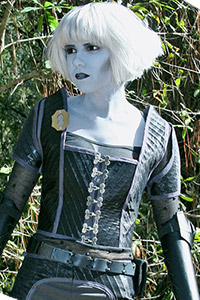 Chiana from Farscape