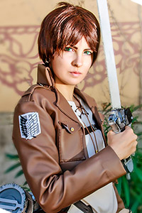 Eren Jaeger from Shingeki no Kyojin / Attack on Titan