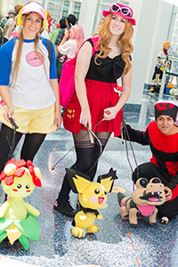 Pokemon Game Trainers from Pokemon