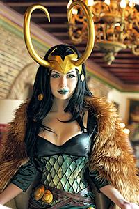 Lady Loki from Thor