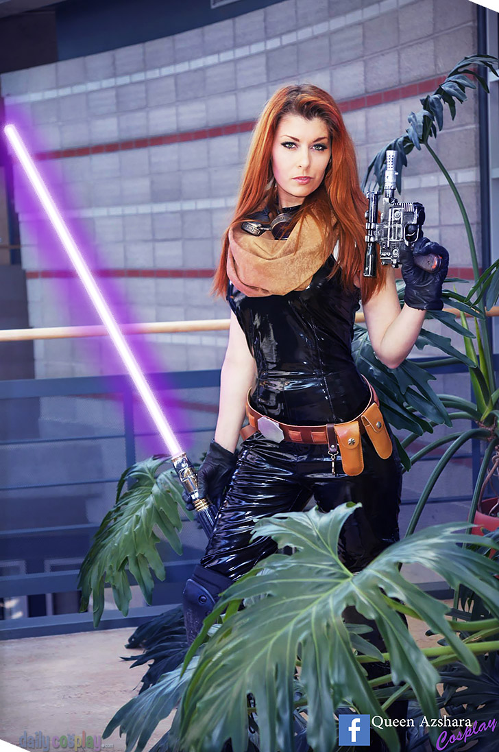 Mara Jade Skywalker From Star Wars Expanded Universe Daily