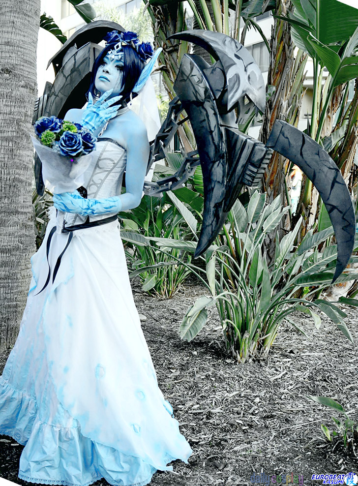 League of legends morgana cosplay