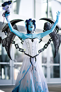 Ghost Bride Morgana from League of Legends