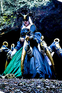Mistress of Pain from Diablo III
