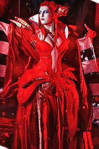 Carmilla from Vampire Hunter D: Bloodlust