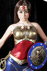 Wonder Woman from Injustice: Gods Among Us