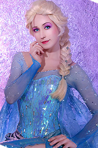 Elsa the Snow Queen from Frozen