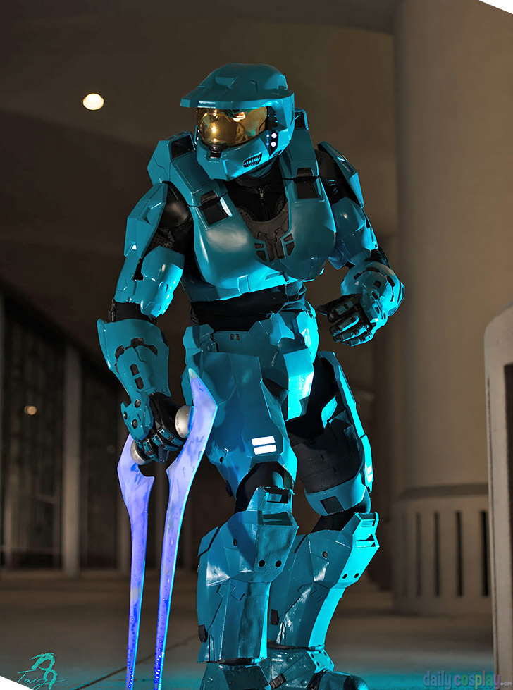spartan armor from halo daily cosplay com