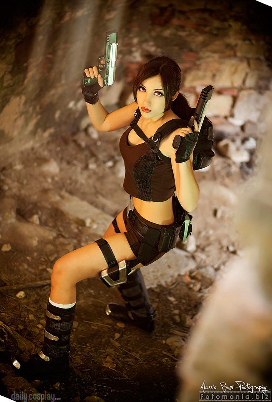 Official Lara Croft Ambassador on Instagram: My tomb