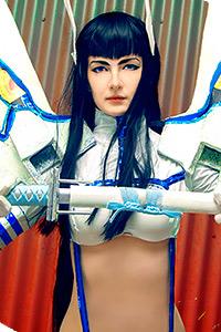 Satsuki Kiryuin from Kill la Kill