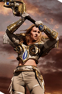 Paladin Tier 13 from World of Warcraft