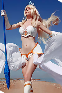 Janna from League of Legends