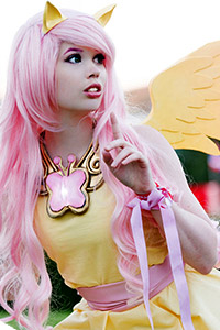Fluttershy from My Little Pony: Friendship is Magic