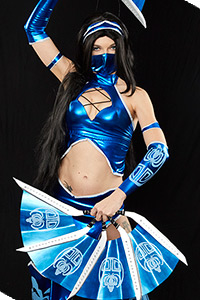 Kitana from Mortal Kombat 9