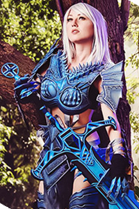 Orrian Armor from Guild Wars 2
