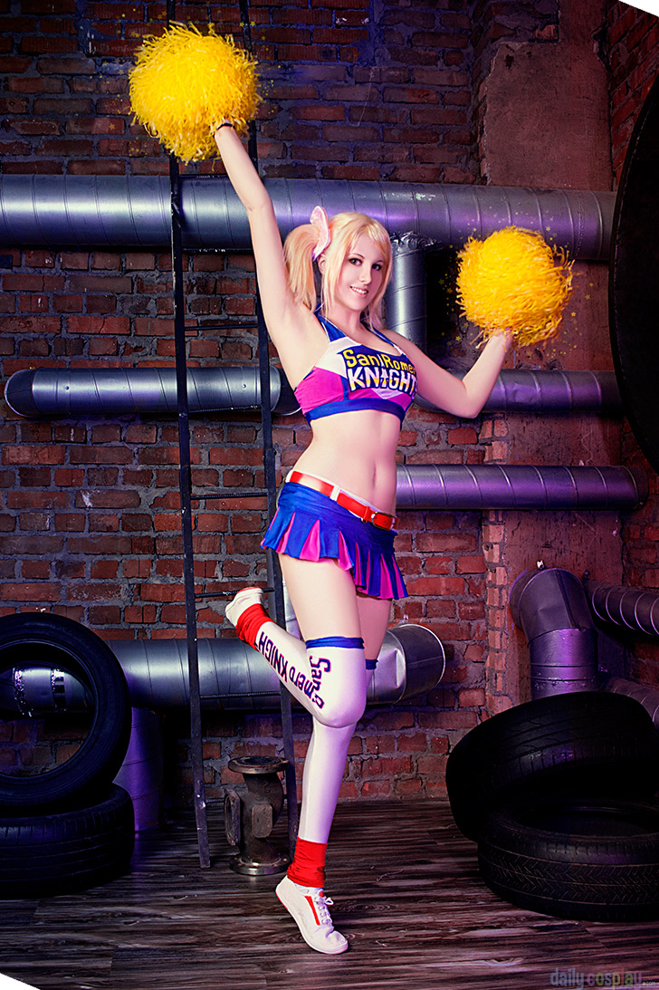 Juliet lollipop chainsaw porn exposed comics