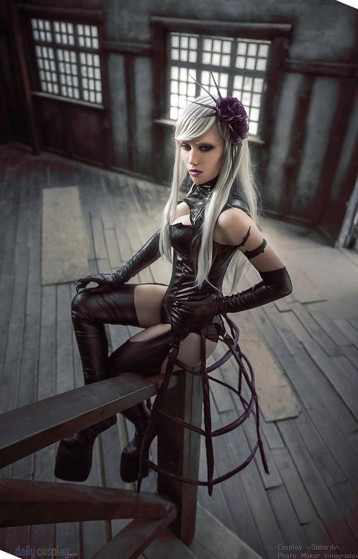 Hannah Anafeloz from Black Butler / Kuroshitsuji - Daily Cosplay .com