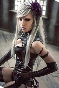 Hannah Anafeloz from Black Butler / Kuroshitsuji