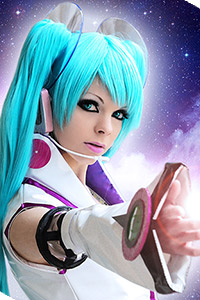 Hatsune Miku GALAXY from Vocaloid